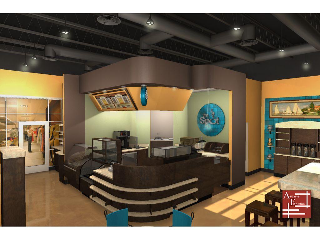 Reg Wilson Multimedia Developer Storefront Design